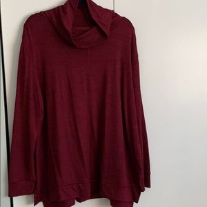 Worn once tunic top